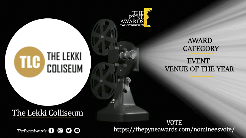 The Lekki Colliseum
